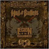 Pochette Imperial Anthems Vol. 11 (split avec Hail Of Bullets)