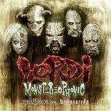 Pochette Monstereophonic: Theaterror Vs. Demonarchy