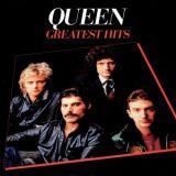 Pochette Greatest Hits par Queen