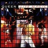Pochette Live Magic par Queen