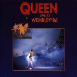 Pochette Live At Wembley '86