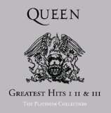 Pochette Greatest Hits I, II & III : The Platinum Collection par Queen