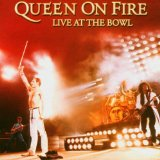 Pochette Queen On Fire (Live At The Bowl)