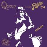 Pochette Live At The Rainbow '74 par Queen