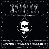 Pochette Deceiver.Diseased.Miasmic