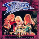 In The Line Of Fire - Live In Europe