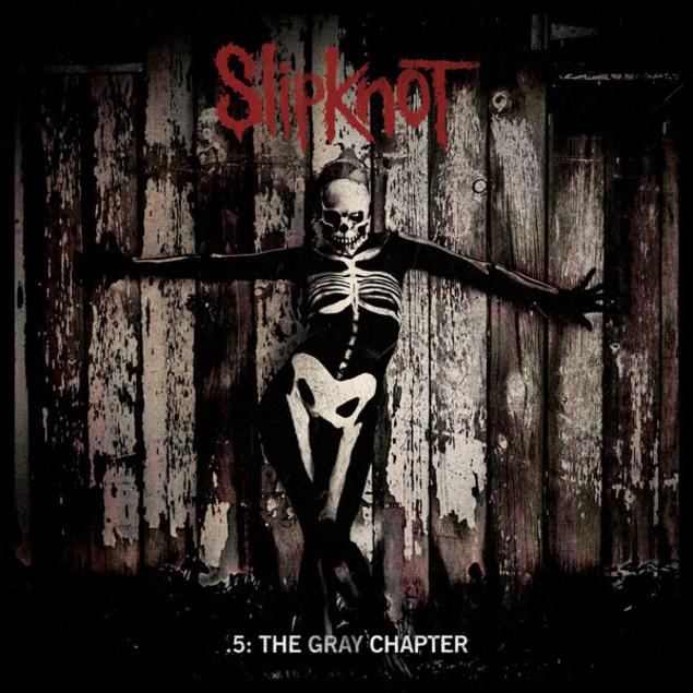 Septembre :  playlist de rentrée - Page 3 Slipknot_2014_5TheGrayChapter_cover