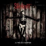 Pochette .5: The Gray Chapter par Slipknot
