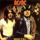 Pochette Highway To Hell par ACDC
