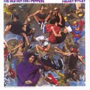 Pochette Freaky Styley par Red Hot Chili Peppers