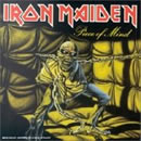 Pochette Piece Of Mind par Iron Maiden