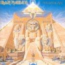 Pochette Powerslave par Iron Maiden