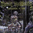 Pochette Somewhere In Time par Iron Maiden