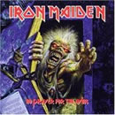 Pochette No Prayer For The Dying par Iron Maiden