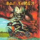 Pochette Virtual XI par Iron Maiden
