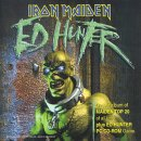 Pochette Ed Hunter par Iron Maiden
