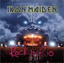Pochette Rock In Rio par Iron Maiden