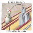 Pochette Technical Ectasy par Black Sabbath