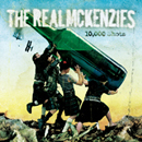Pochette 10,000 Shots par The Real McKenzies