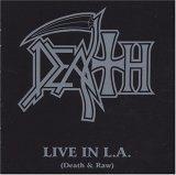 Pochette Live In L.A. (Death & Raw)