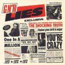 Pochette Guns N'Roses Lies par Guns N' Roses