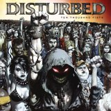 Pochette Ten Thousand Fists par Disturbed