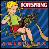 Pochette Americana par The Offspring