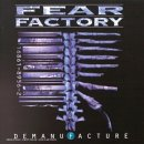Pochette Demanufacture par Fear Factory