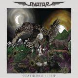 Pochette Feathers & Flesh par Avatar