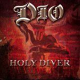 Pochette Holy Diver Live