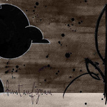 Pochette Bunt Auf Grau par Revok