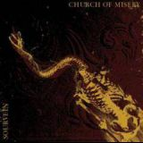 Pochette Split I avec Church Of Misery