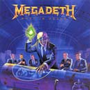 Pochette Rust In Peace par Megadeth