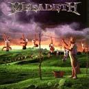 Pochette Youthanasia par Megadeth