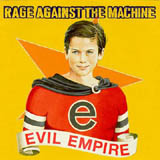 Pochette Evil Empire par Rage Against The Machine