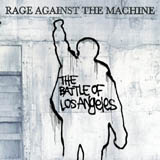 Pochette The Battle Of Los Angeles par Rage Against The Machine