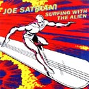 Pochette Surfing With The Alien par Joe Satriani
