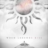 Pochette When Legends Rise par Godsmack