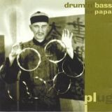 Pochette Drum'n'Bass for Papa