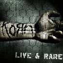 Pochette Korn: Live And Rare par Korn