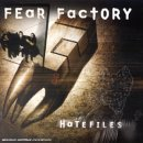 Pochette Hatefiles par Fear Factory