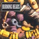 Pochette Dive par Burning Heads