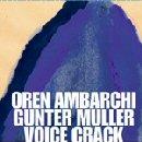 Pochette Collaboration avec Gunter Muller et Voice Track