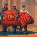 Pochette Amputechture par The Mars Volta