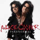 Pochette Paranormal par Alice Cooper