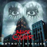 Pochette Detroit Stories par Alice Cooper