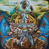 Pochette Machine Messiah par Sepultura
