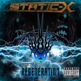 Pochette Project Regeneration par Static-X