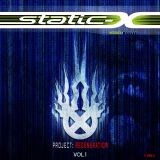 Pochette Project: Regeneration Vol. 1 par Static-X