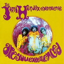 Pochette Are You Experienced ? par Jimi Hendrix